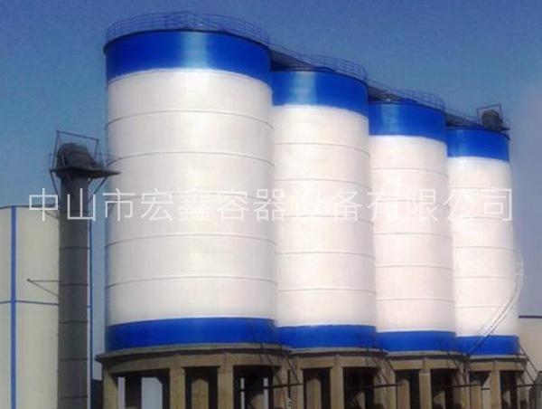 如何做好水泥罐厂家的水泥罐安装防护