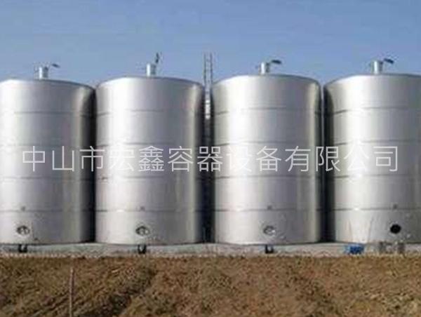 浅述不锈钢油罐的类别及试漏测试