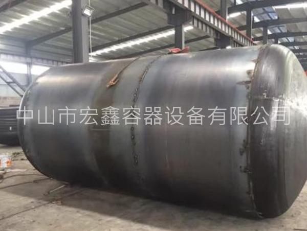 不锈钢油罐厂家的双层油罐加工时应符合什么规定