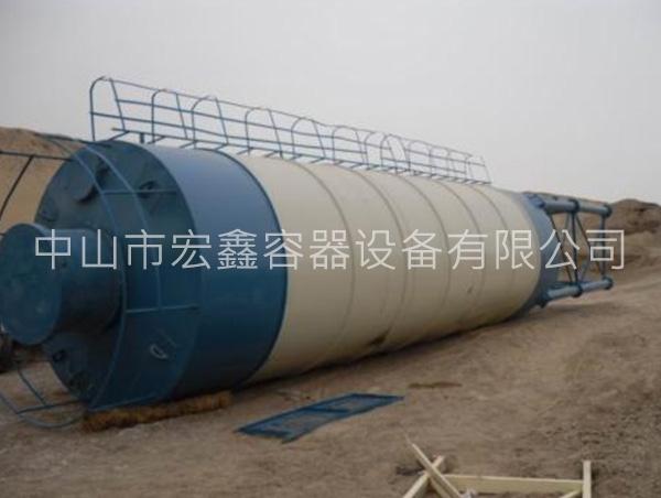 水泥罐是储存水泥的设备