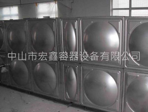 对于不锈钢水箱的特点你都知道吗?
