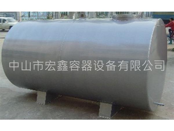 大型油罐的清洗方法
