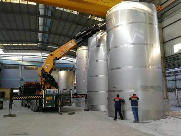 检修液化气储罐的规范具体是怎么样?