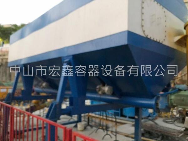 水泥搅拌站生产厂家为你介绍,物料称量运输系统