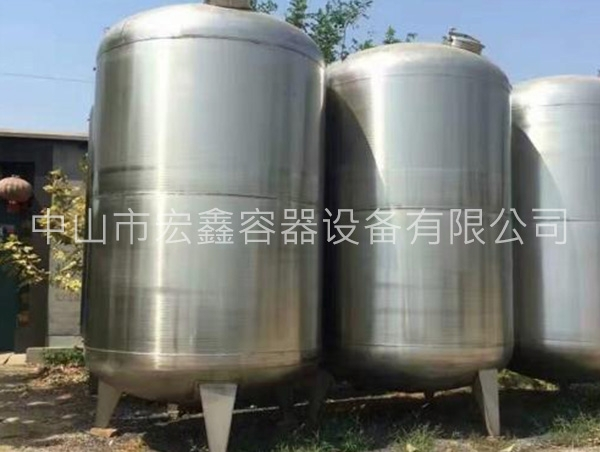 不锈钢储罐应用双面氩弧焊工艺