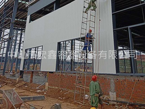 钢结构建筑案例