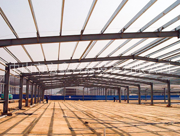 专业安装钢结构工程