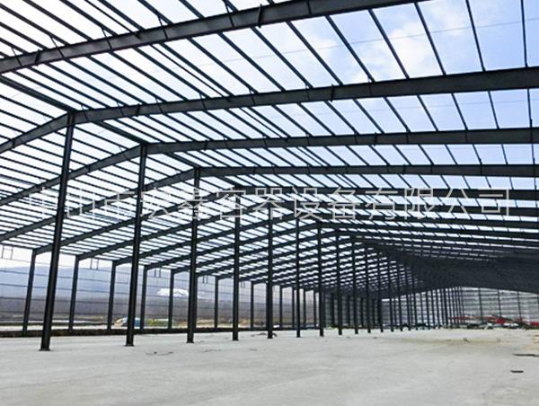 佛山钢结构安装工程