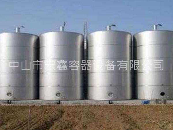 大型油罐生产