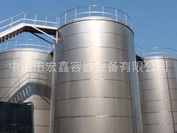 大型油罐安装