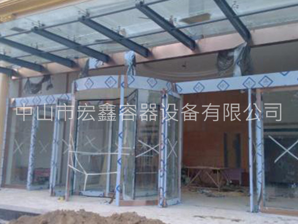 工程不锈钢立柱