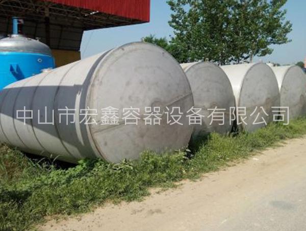 不锈钢存油罐