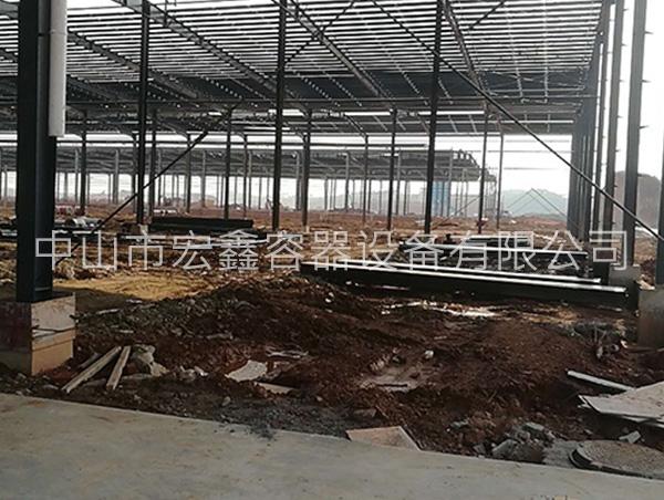 中山承接钢结构工程