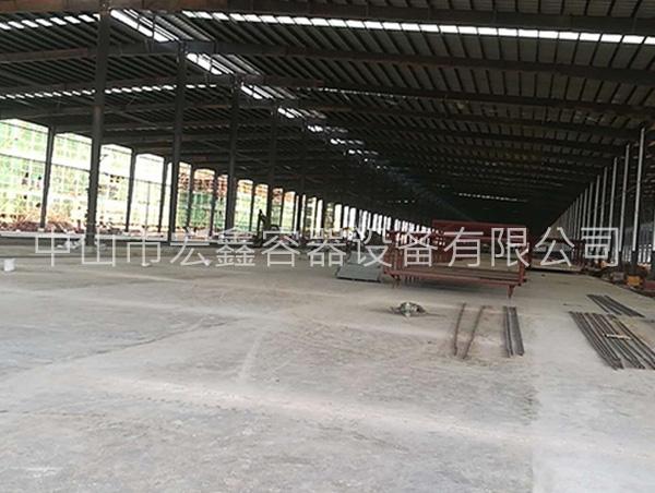 中山钢结构加固工程