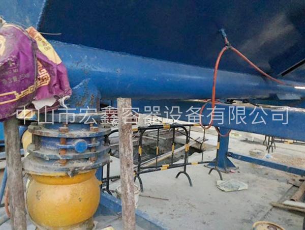 深圳卧式水泥储藏罐