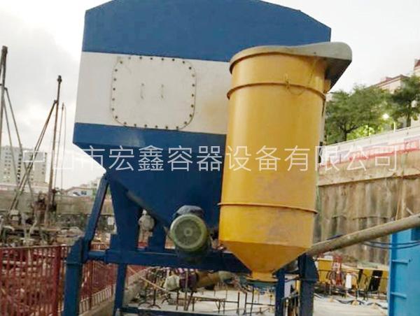 中山卧式水泥罐制造
