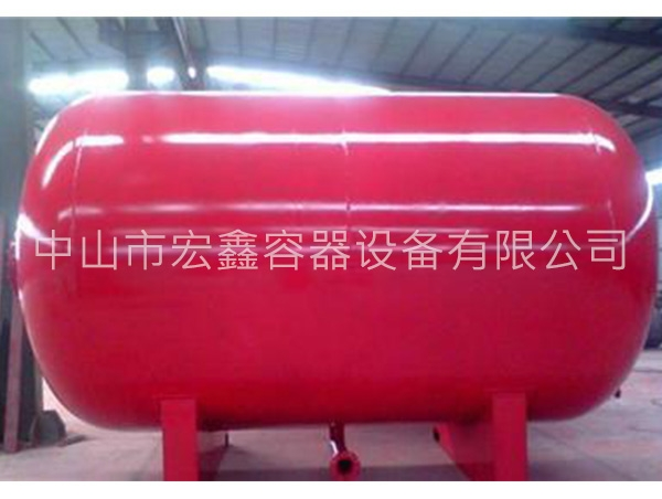 中山真空压力罐生产
