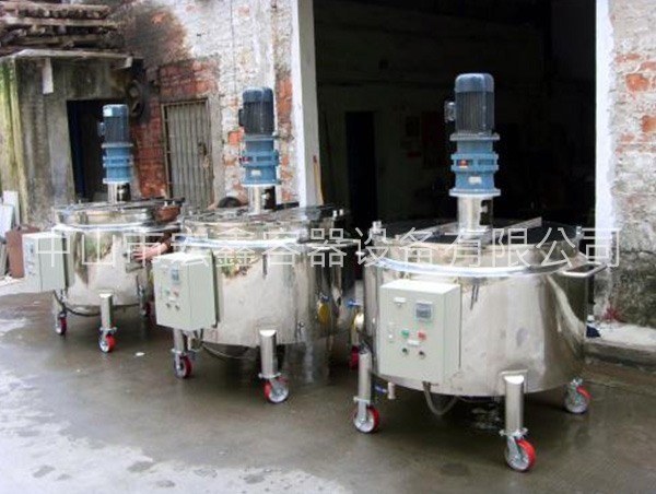 深圳不锈钢搅拌桶