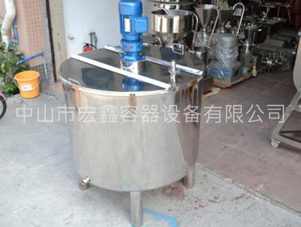 中山搅拌桶生产