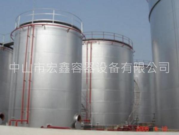 中山小型不锈钢油罐