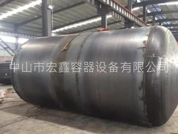 深圳不锈钢食用油罐
