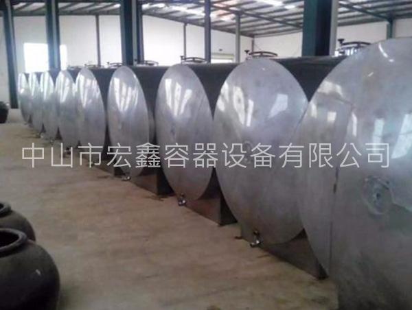 深圳不锈钢油罐
