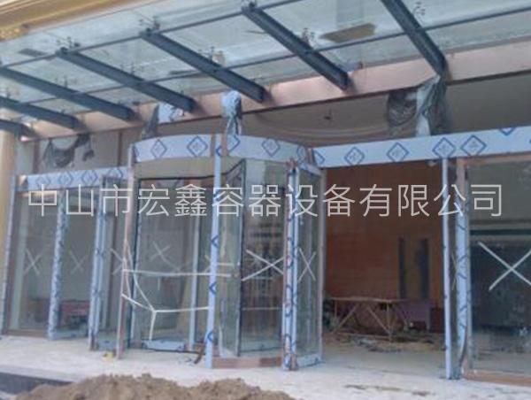 中山工程不锈钢立柱