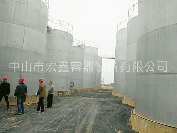 深圳金属化工容器罐
