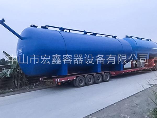 中山硫酸罐