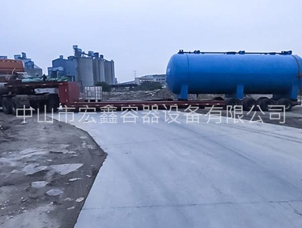 深圳锥底化工储罐