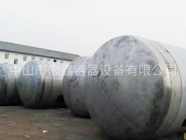 深圳天然气储罐