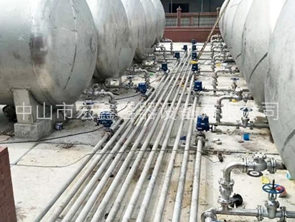 深圳通风管道安装