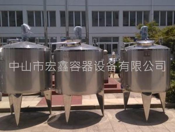 深圳液体搅拌罐