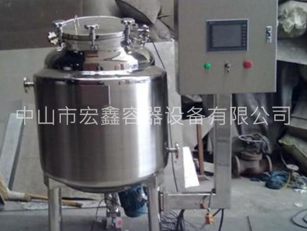 深圳加热搅拌罐