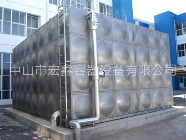 中山不锈钢水箱