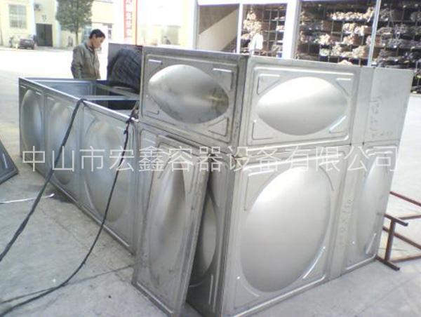 中山组合式不锈钢消防水箱