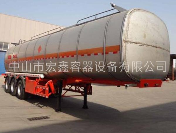 中山铝运输罐