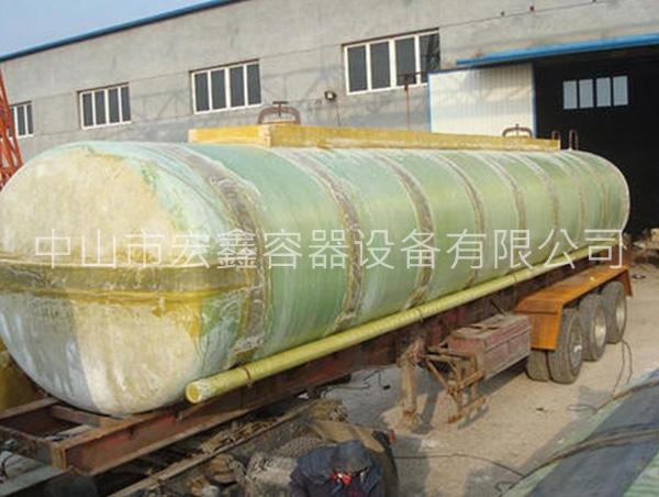 深圳铝合金运输罐