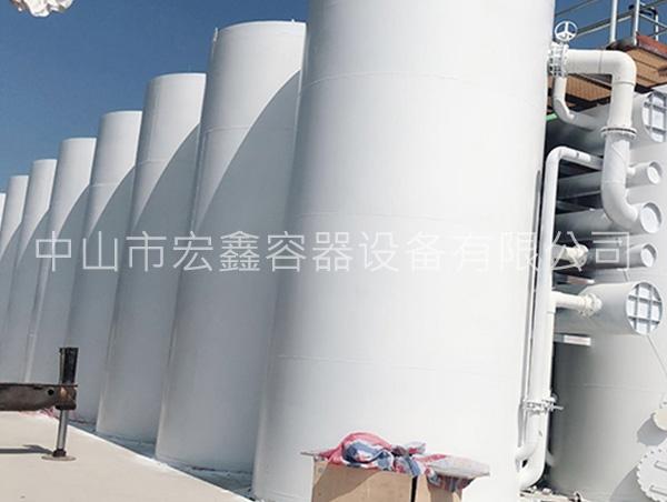 中山油田环保罐