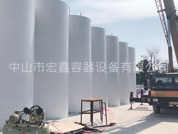 中山环保水泥罐