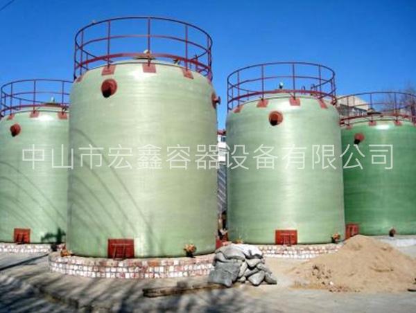 中山大型立式罐
