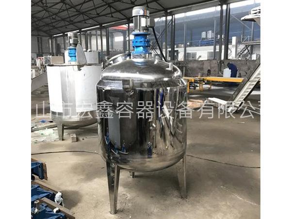 中山钛材反应釜