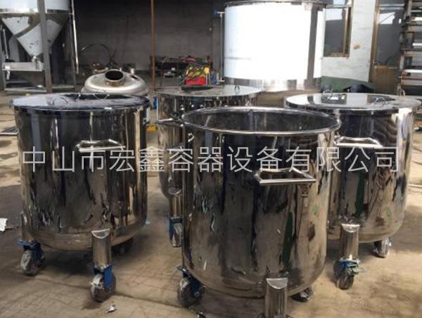 深圳润滑油不锈钢储罐