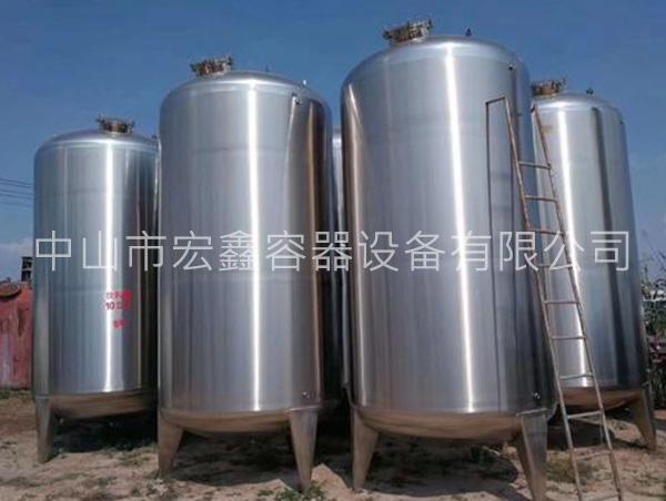 中山液化气储罐不锈钢