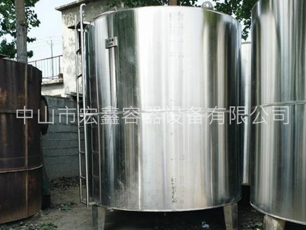中山不锈钢压力储罐