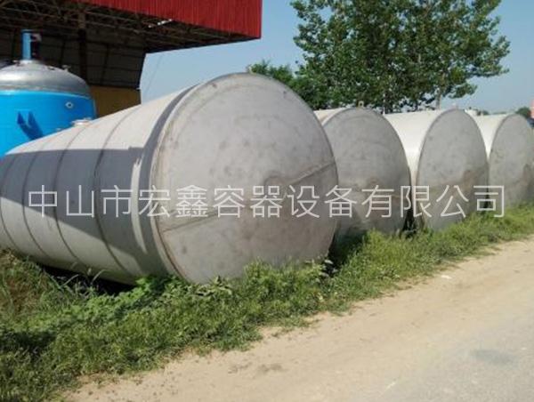 中山不锈钢存油罐