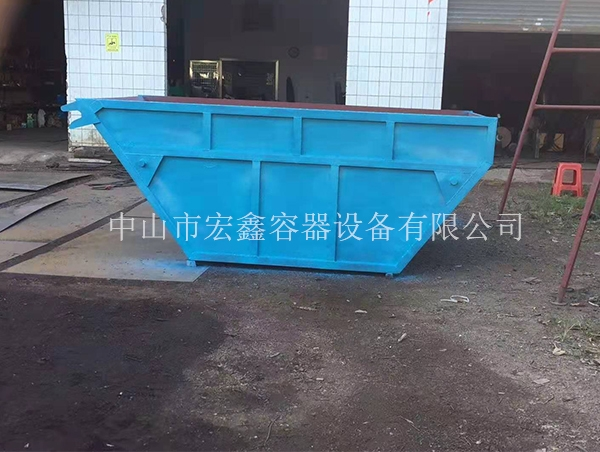 中山垃圾箱