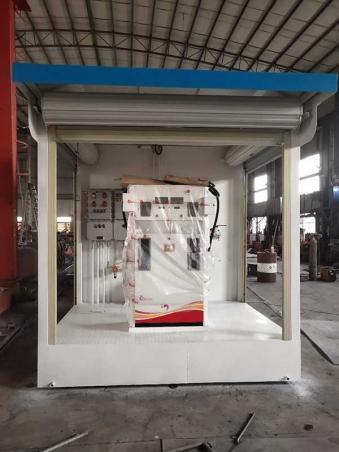 深圳撬装加油装置