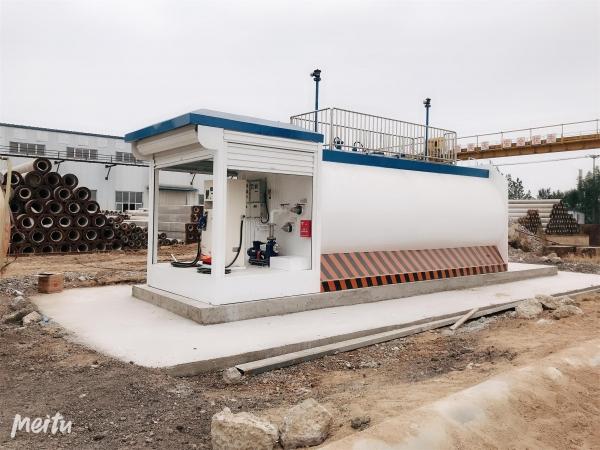 深圳撬装式加油装置